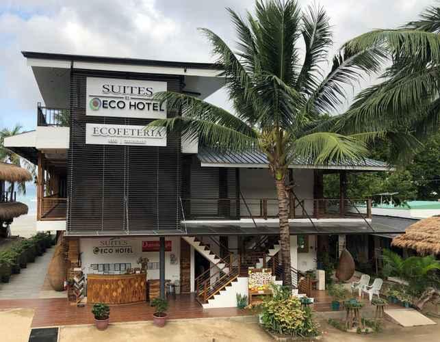 EXTERIOR_BUILDING Suites By Eco Hotel El Nido