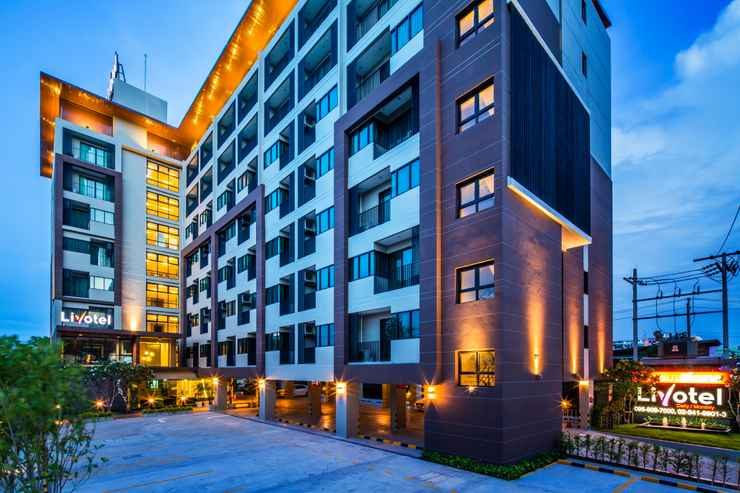 EXTERIOR_BUILDING Livotel Hotel Kaset Nawamin Bangkok
