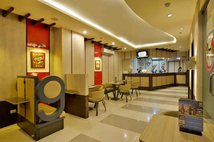 LOBBY Hotel 99 Cubao