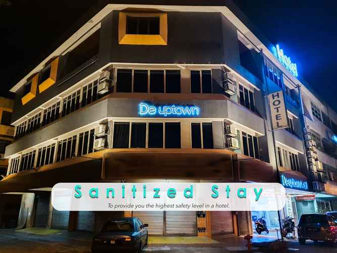 EXTERIOR_BUILDING De UPTOWN Hotel @ P.J. 222