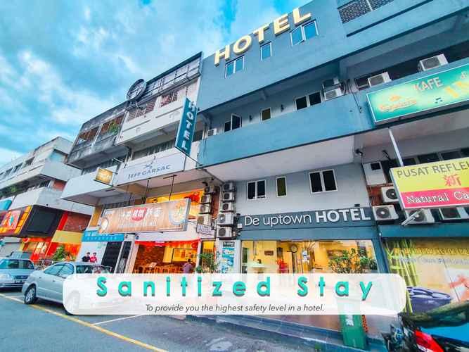 EXTERIOR_BUILDING De UPTOWN Hotel @ SS2