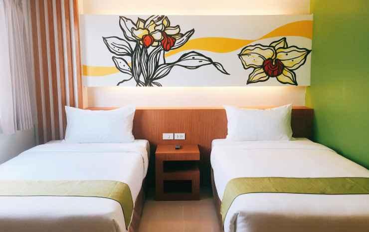 Patra Boutique Hotel Bangkok - Superior Room Only - 2 Single Beds