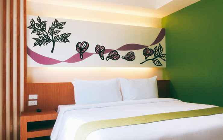 Patra Boutique Hotel Bangkok - Deluxe Room Only with Extra Bed