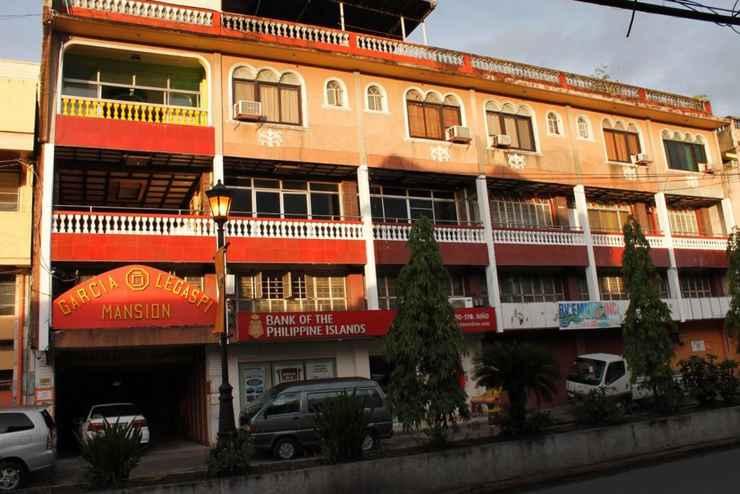 EXTERIOR_BUILDING Garcia Legaspi Mansion