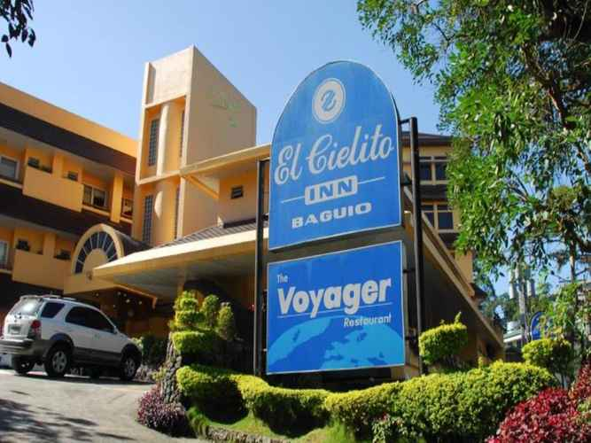 EXTERIOR_BUILDING El Cielito Hotel - Baguio
