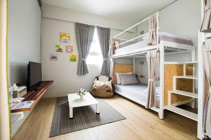 LOBBY Cubic Bangkok Hostel