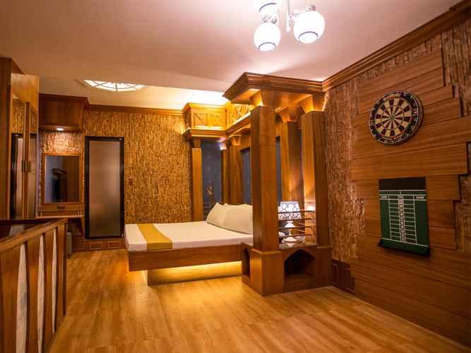 BATHROOM Victoria Court Cuneta Motorist Lodge