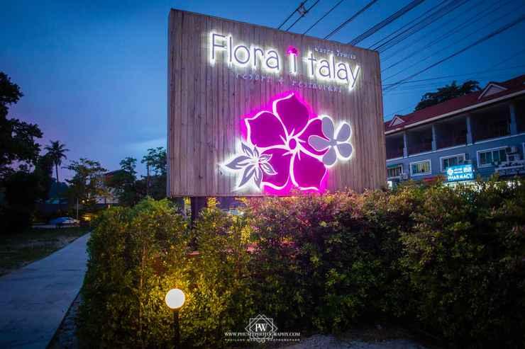 EXTERIOR_BUILDING Flora I Talay Resort and Restaurant