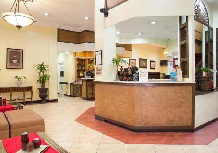 LOBBY White Knight Hotel Intramuros