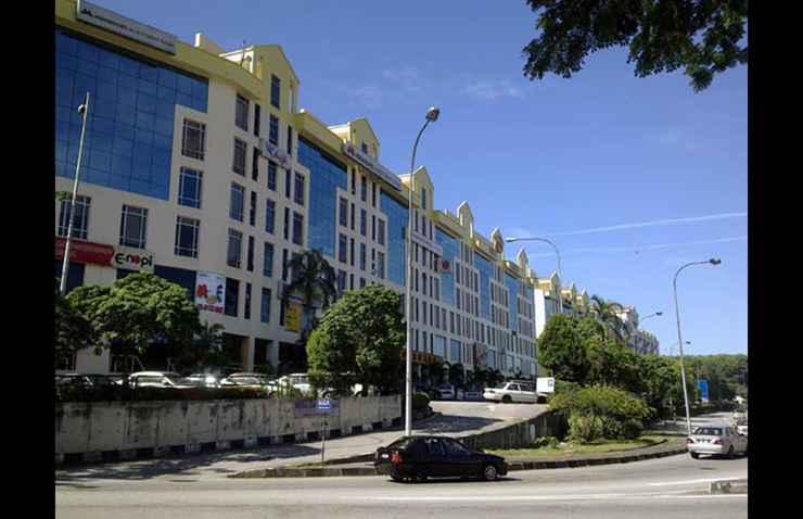 EXTERIOR_BUILDING Hotel Caliber