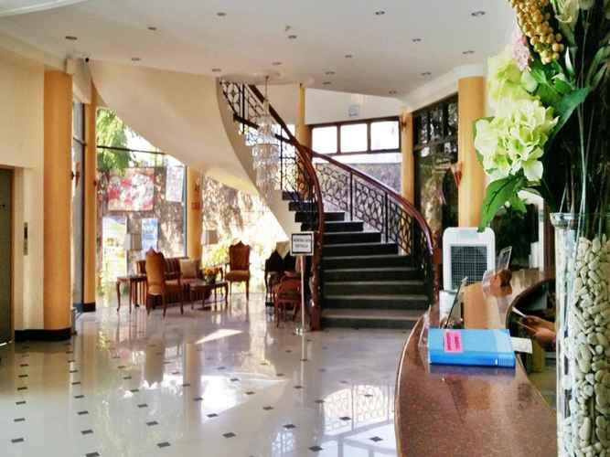 LOBBY Crown Royale Hotel