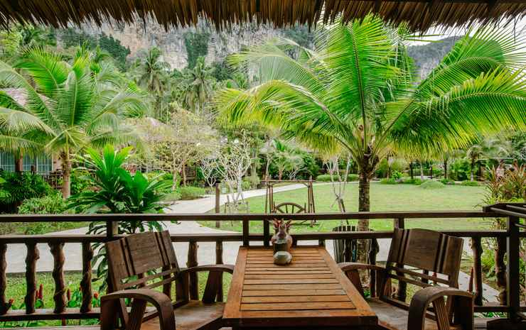 Ban Sainai Resort  Krabi - Tropical Family Cottage with Breakfast