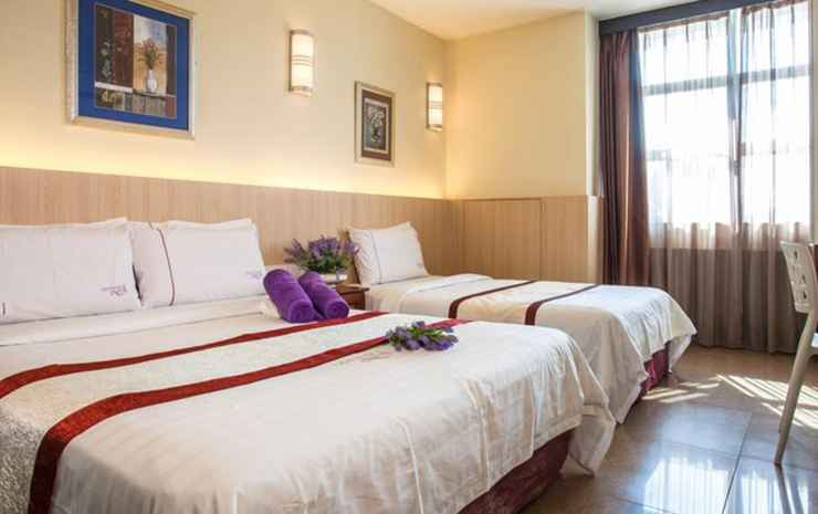 Hotel Zamburger Lavender Permas  Johor - Deluxe Family Room
