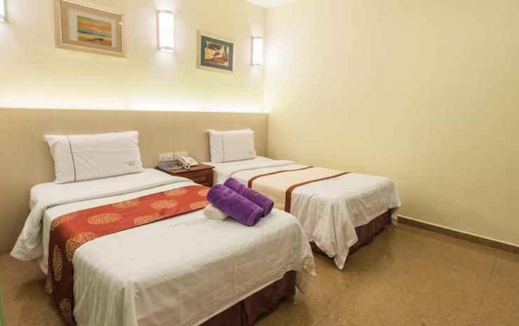 Hotel Zamburger Lavender Permas  Johor - Superior Twin Room