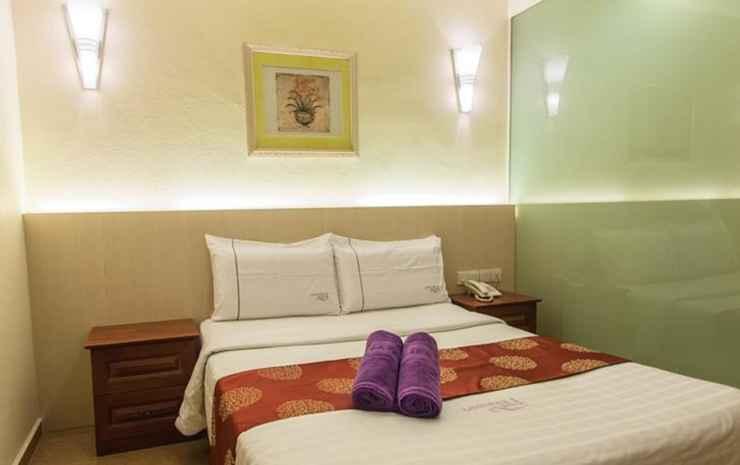 Hotel Zamburger Lavender Permas  Johor - Superior Double Room