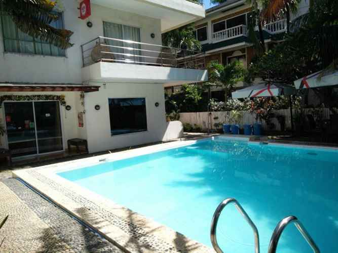 SWIMMING_POOL Beachcomber Resort Boracay