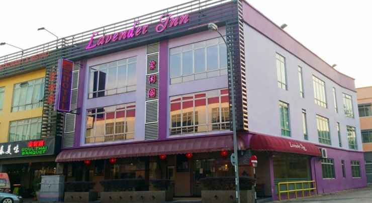 EXTERIOR_BUILDING Hotel Zamburger Lavender Nusa