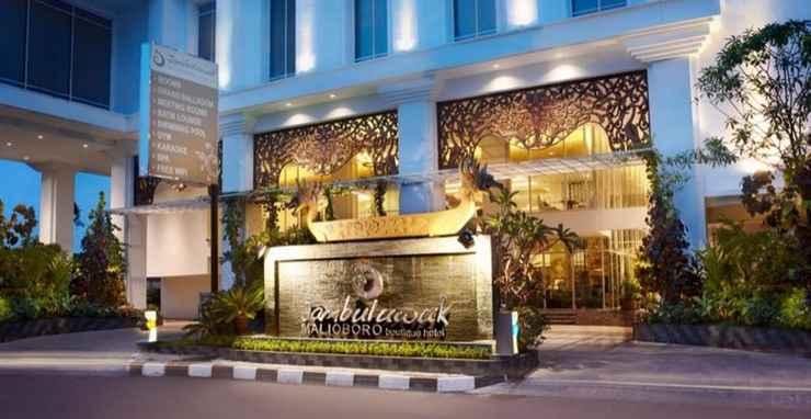 EXTERIOR_BUILDING Jambuluwuk Malioboro Boutique Hotel Yogyakarta.
