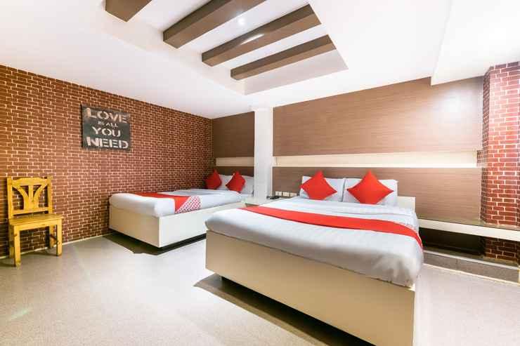 BEDROOM OYO 191 Paradise Apartelle