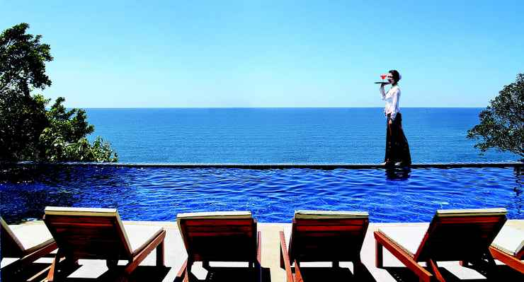 SWIMMING_POOL Secret Cliff Resort & Restaurant