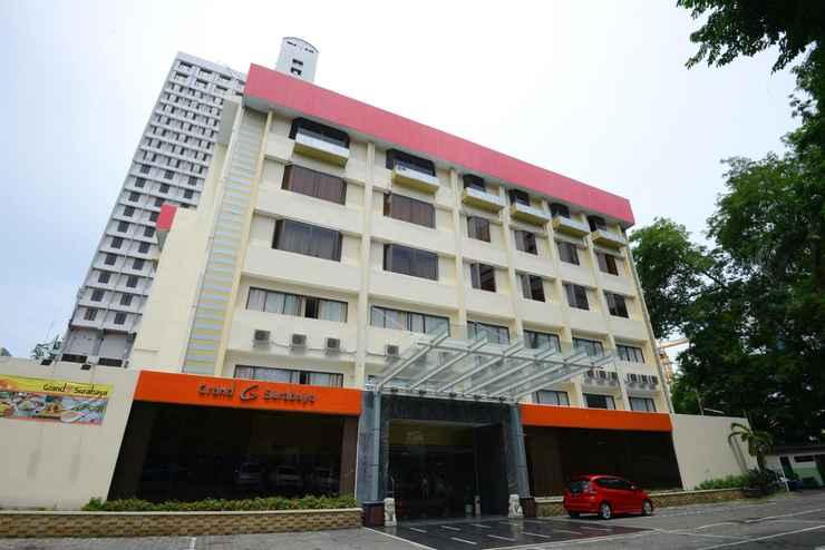EXTERIOR_BUILDING Grand Surabaya Hotel