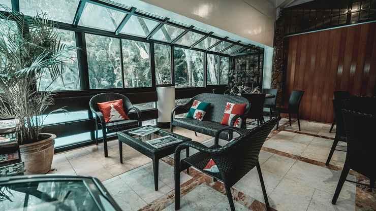LOBBY Lisland Rainforest Resort