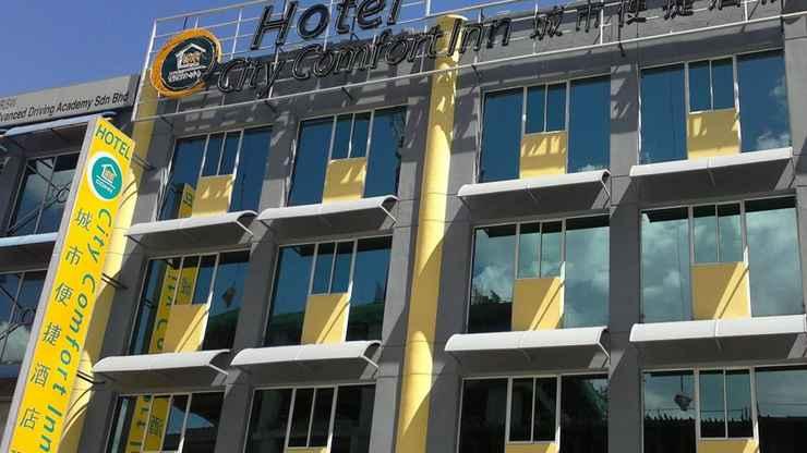 EXTERIOR_BUILDING City Comfort Inn