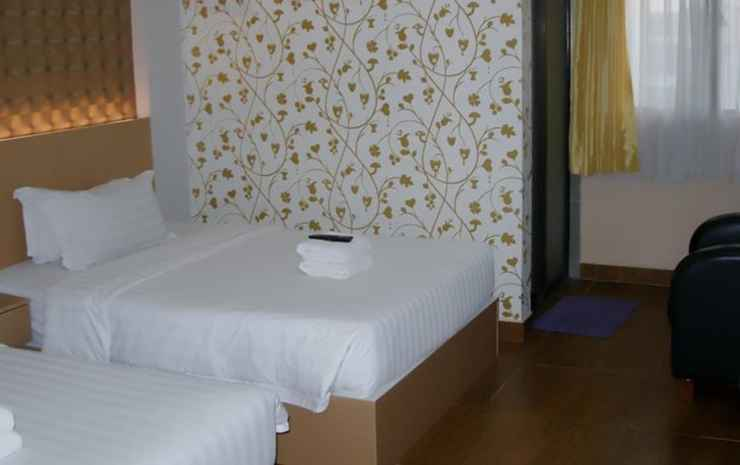 Hotel Zamburger Sri Petaling Kuala Lumpur - Family Room