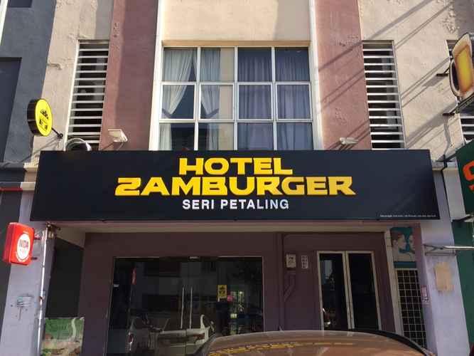 EXTERIOR_BUILDING Hotel Zamburger Sri Petaling