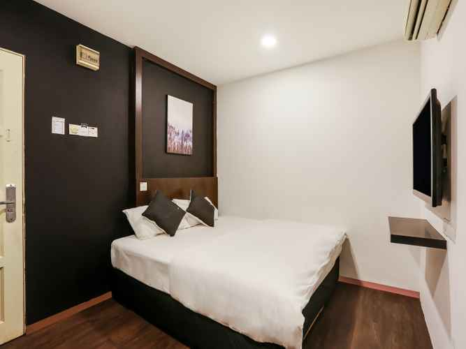 Bedroom Rest & Go Hotel i-City