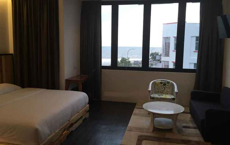 The Oikos Hotel Johor - Suite Room with Sea View