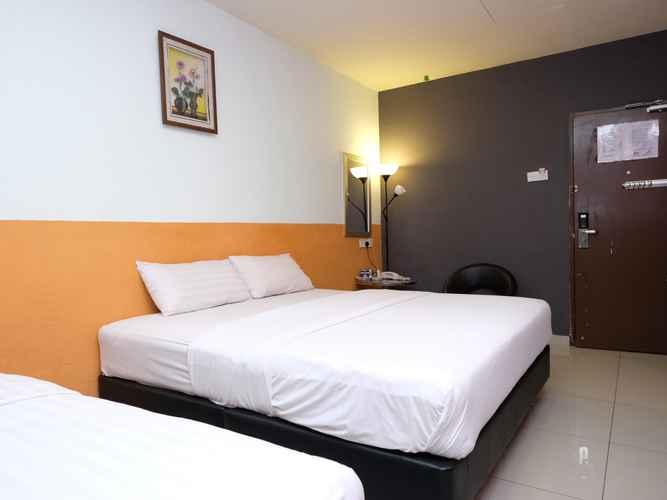 BEDROOM Hotel De'Tees