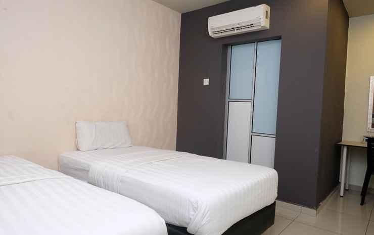 Hotel De'Tees Johor - Standard Twin
