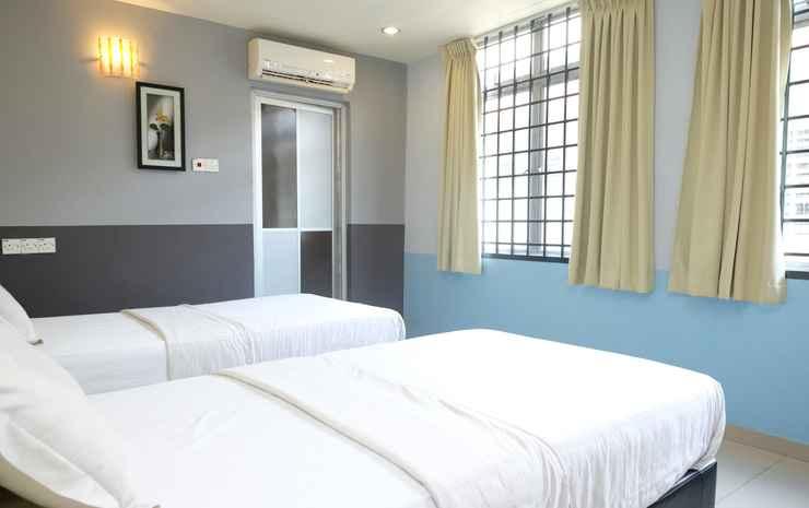 Hotel De'Tees Johor - Deluxe Twin