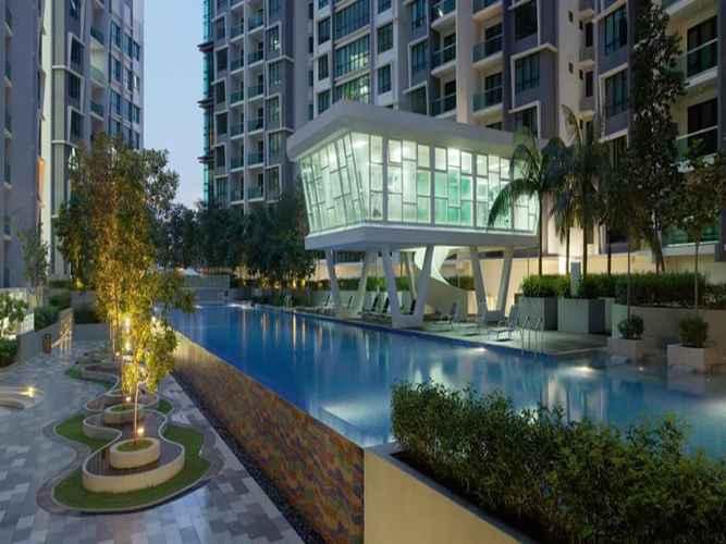 EXTERIOR_BUILDING Johor Homestay @ Impiana Condo 3 Bedroom