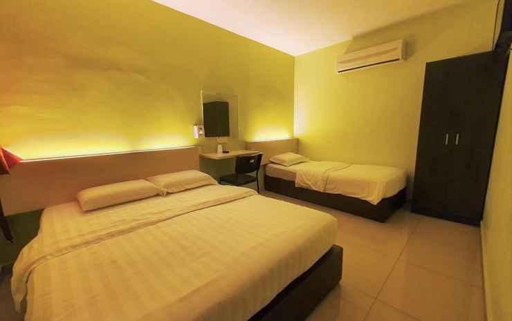 De UPTOWN Hotel @ Damansara Uptown Kuala Lumpur - Family Room