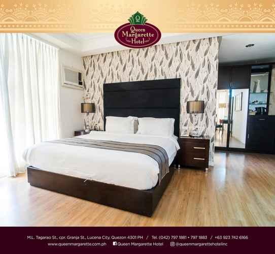 BEDROOM Queen Margarette Hotel Downtown