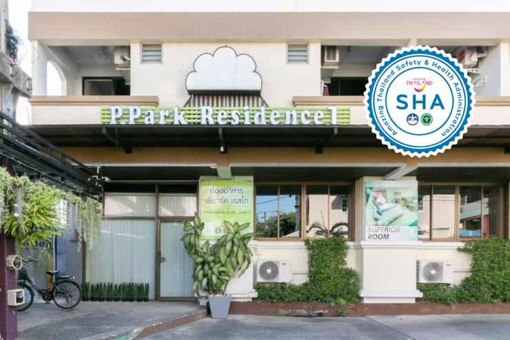 EXTERIOR_BUILDING P-Park Residence (Charansanitwong - Rama 7)