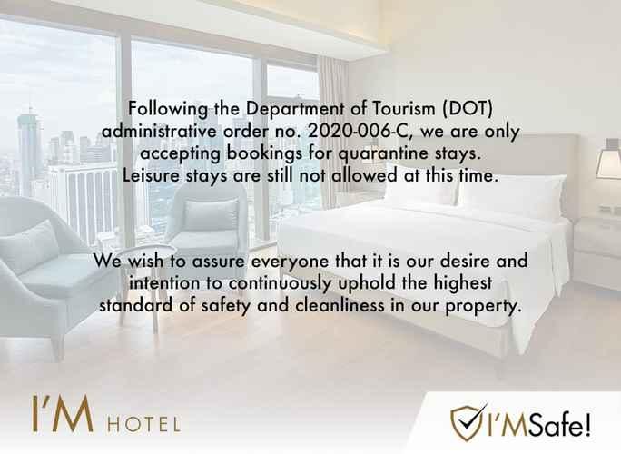 EXTERIOR_BUILDING I'M Hotel Makati