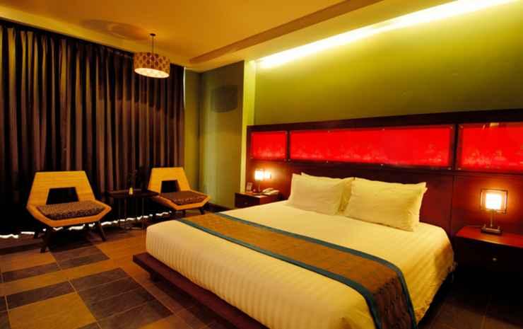 Long Beach Garden Hotel & Spa Chonburi - Deluxe Double Room only