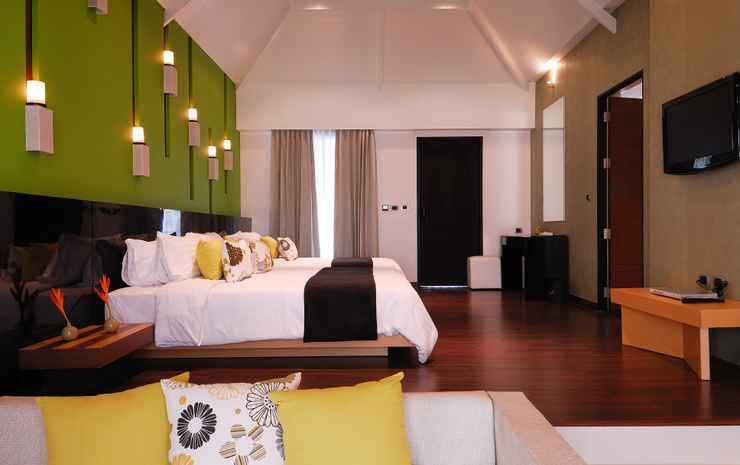 Long Beach Garden Hotel & Spa Chonburi - Pavilion Upper Floor Room Only