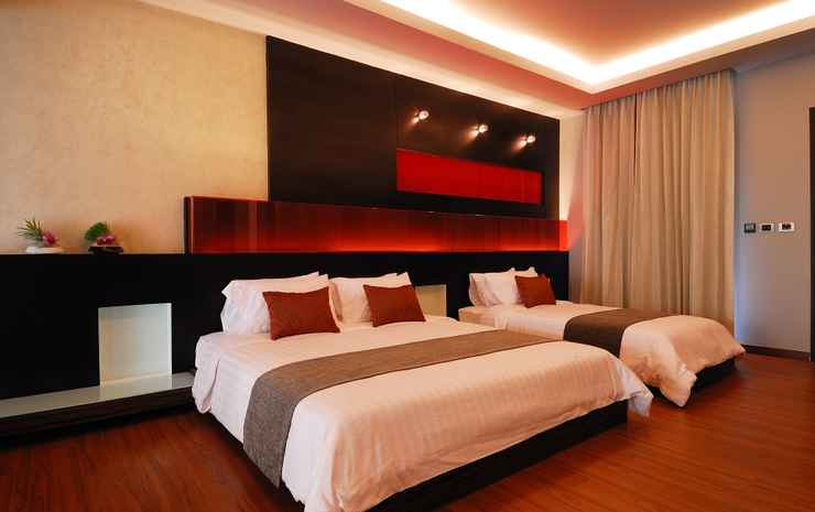 Long Beach Garden Hotel & Spa Chonburi - Pavilion with Pool Access Room Only