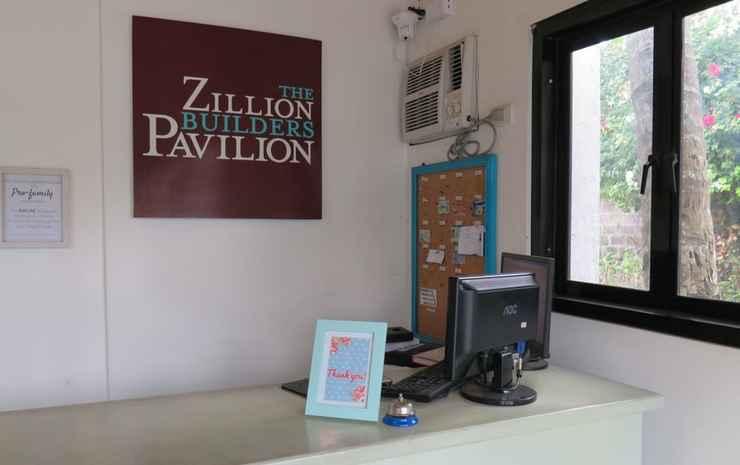 THE ZILLION BUILDERS PAVILLION