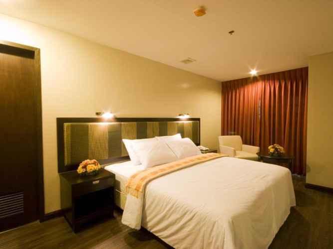 BEDROOM Baguio Burnham Suites Hotel