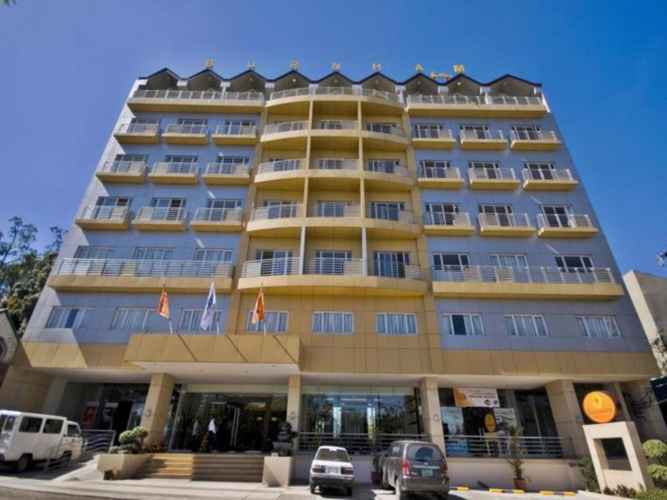 EXTERIOR_BUILDING Baguio Burnham Suites Hotel