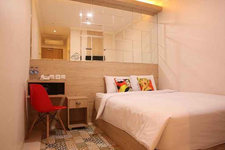 BEDROOM Bold Hotel Jakarta