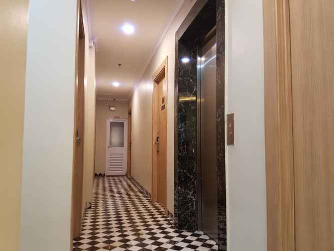 LOBBY Bold Hotel Jakarta