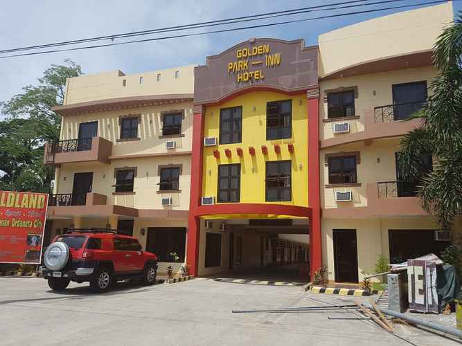 EXTERIOR_BUILDING Golden Park Inn Hotel