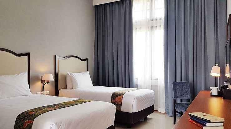 BEDROOM Allium Cepu Hotel