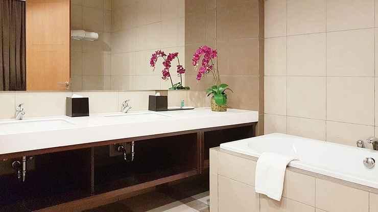 BATHROOM Allium Cepu Hotel
